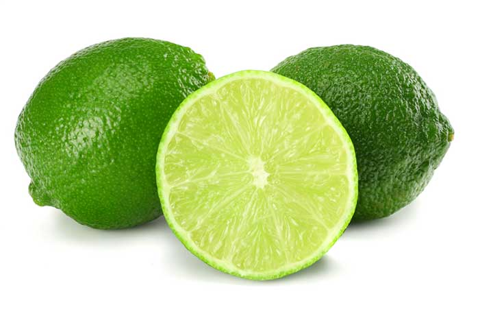 limes 5 for $1 -