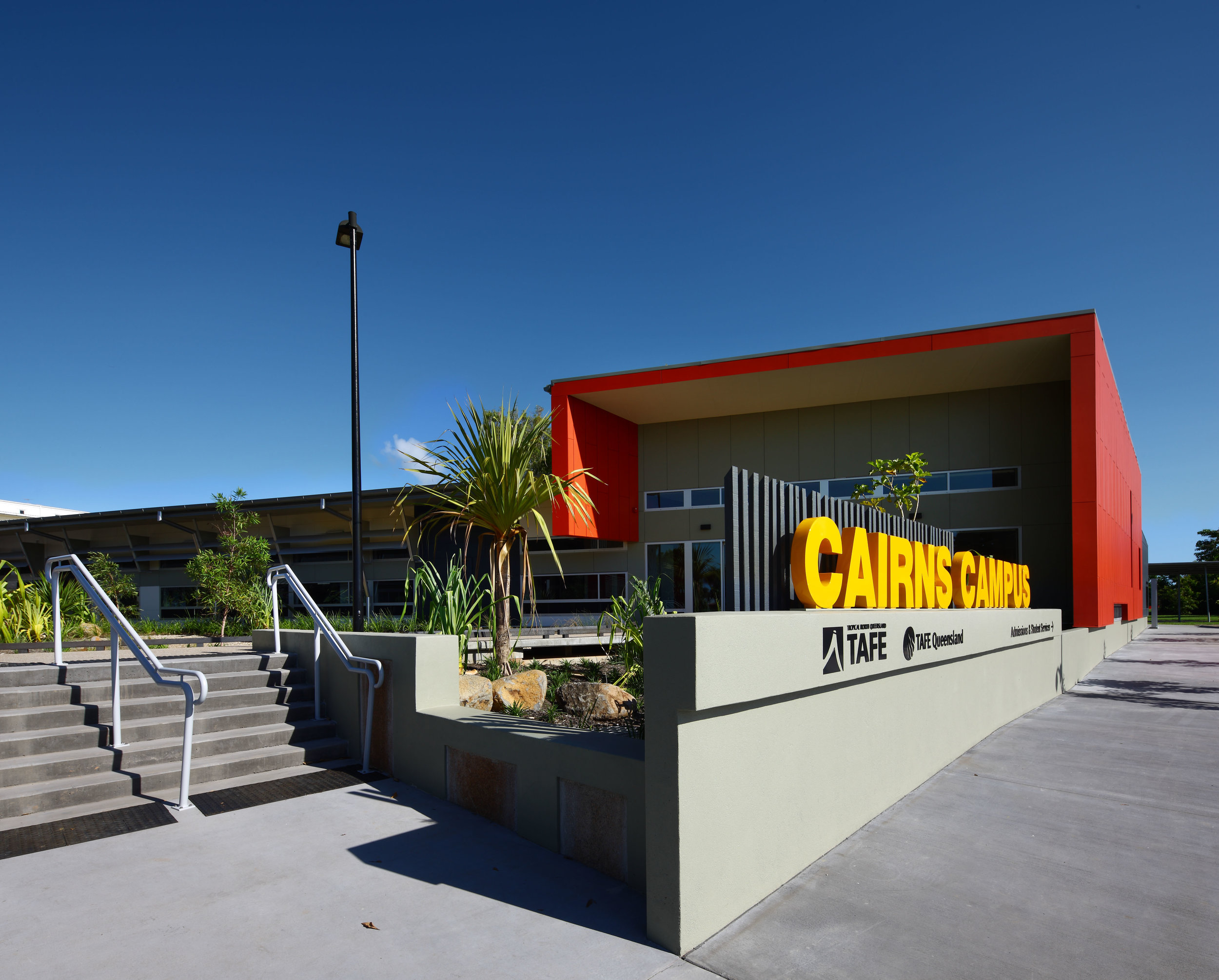 TAFE Cairns    View Project