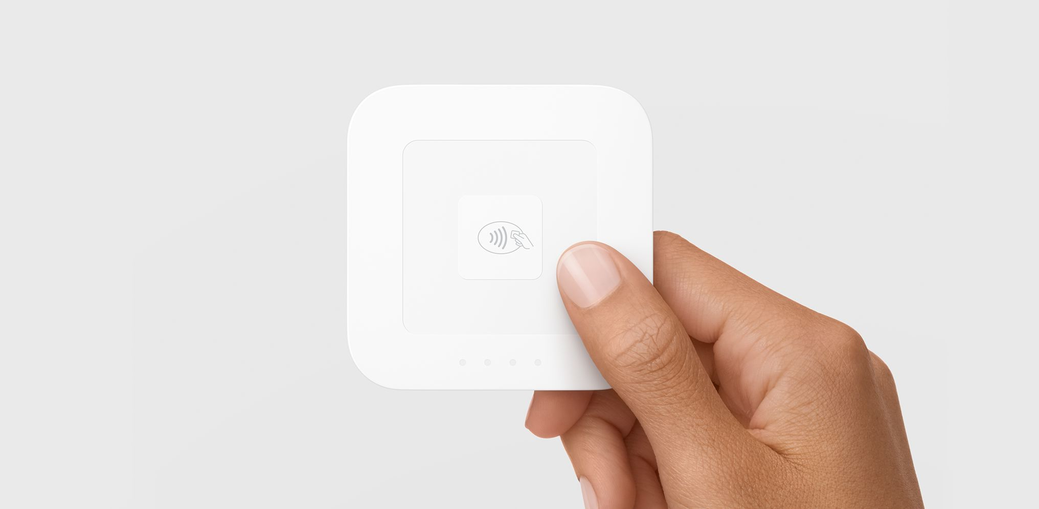 Square Contactless and Chip Reader -