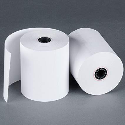 3 1/8'' x 230' Star Printer Thermal Paper -