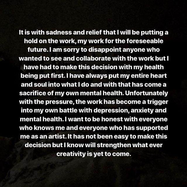 🕊#mentalhealthawareness