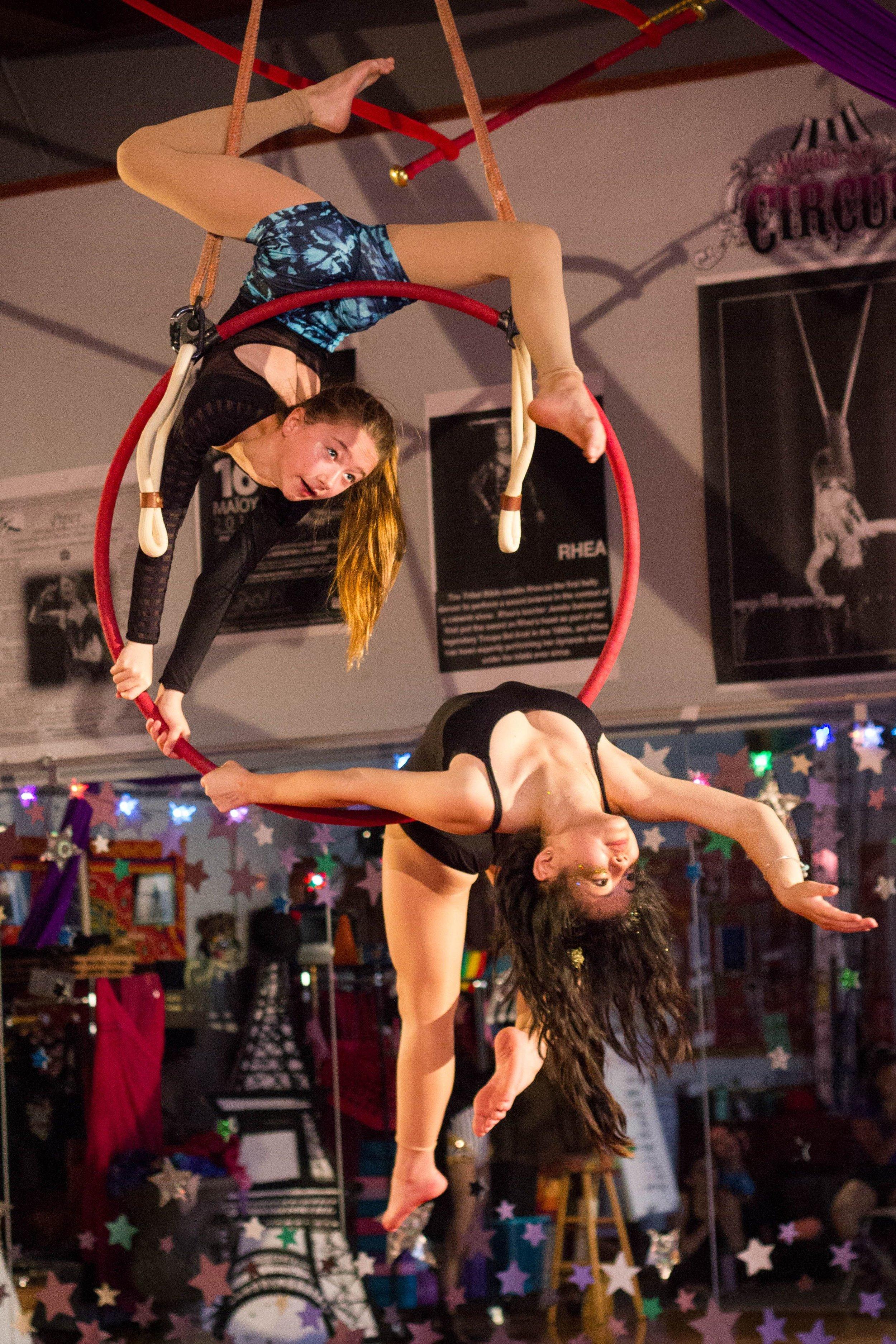 Moody Street Circus student recital