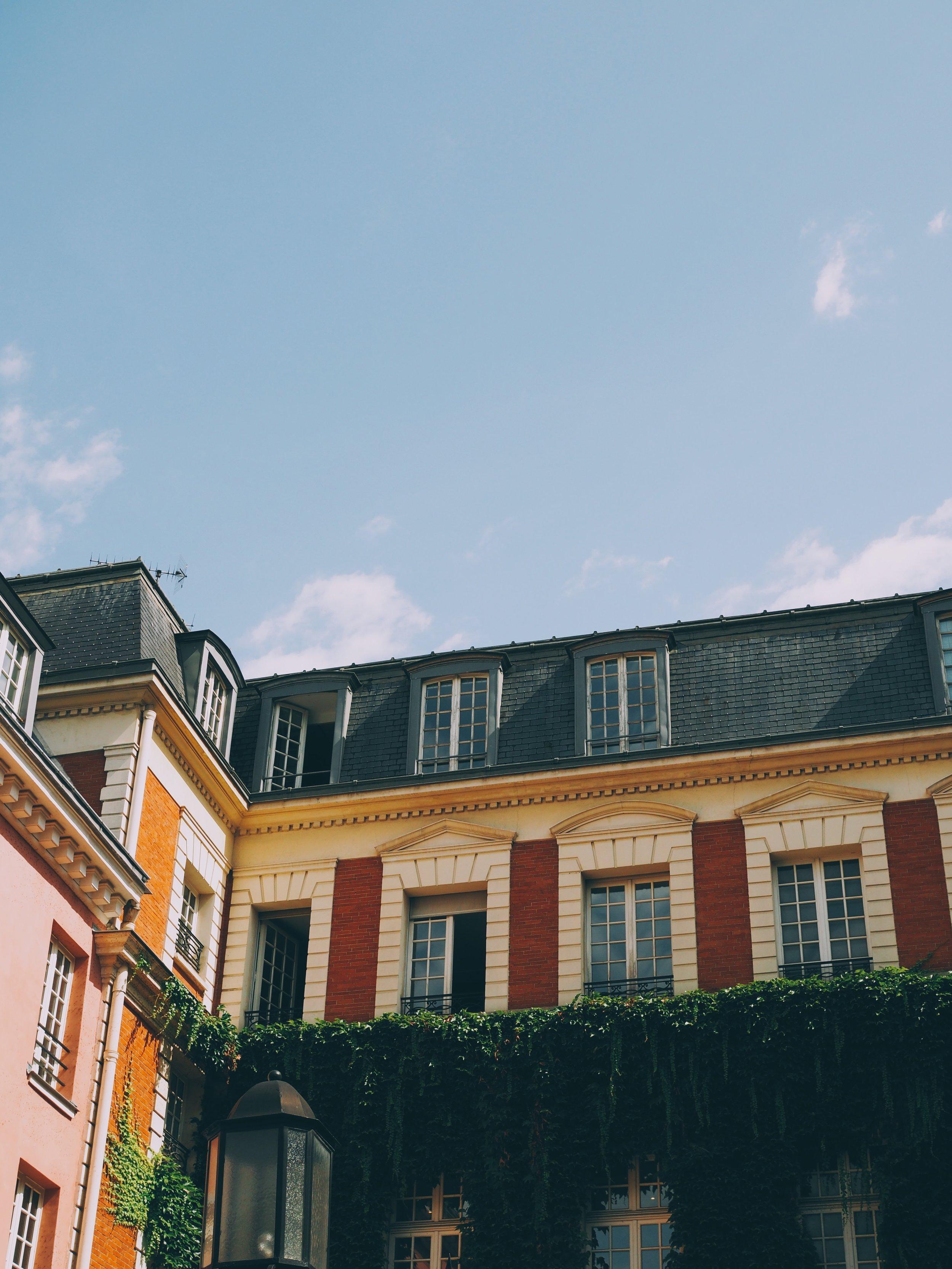In the Marais