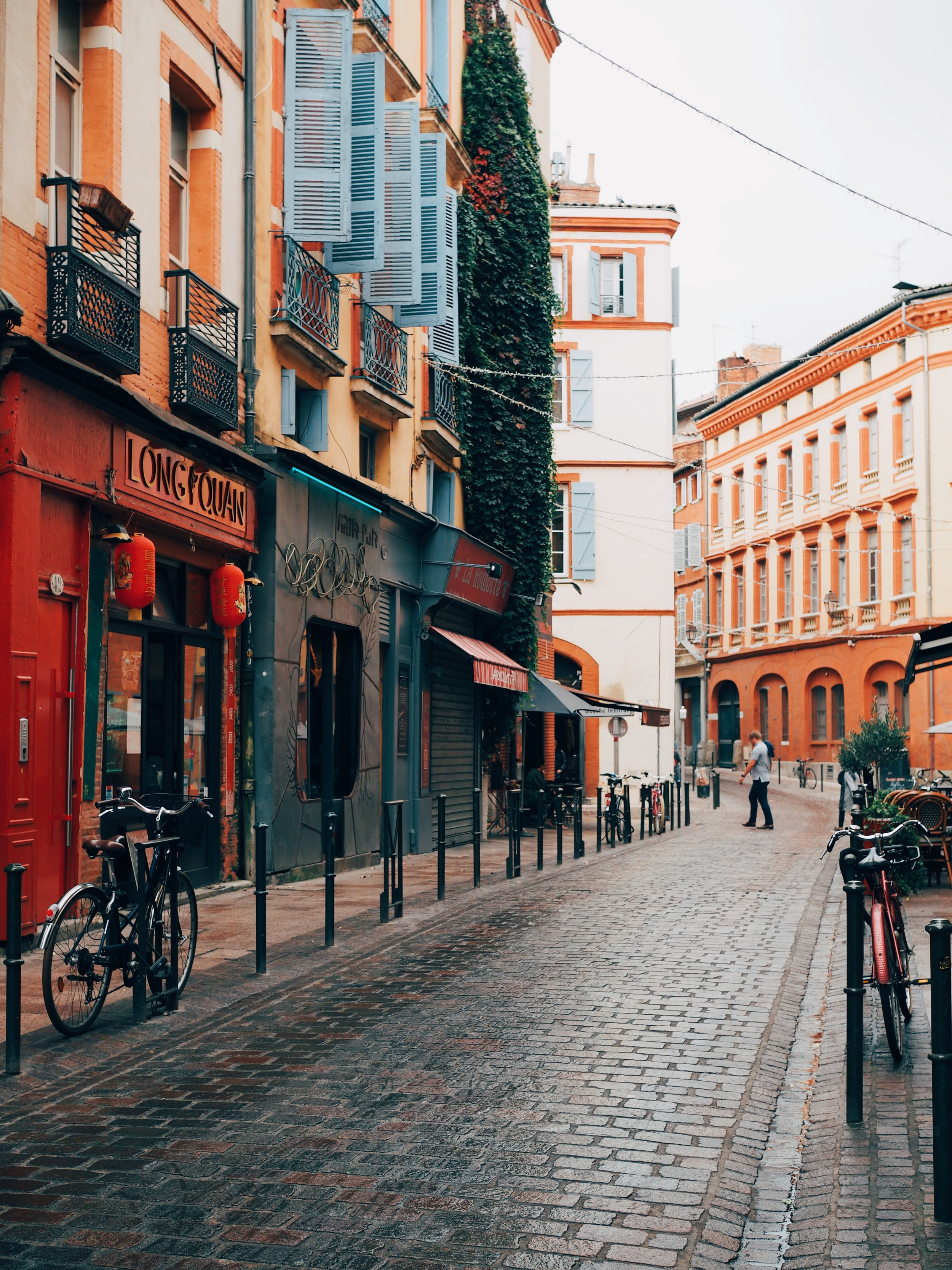 Streets of Toulouse