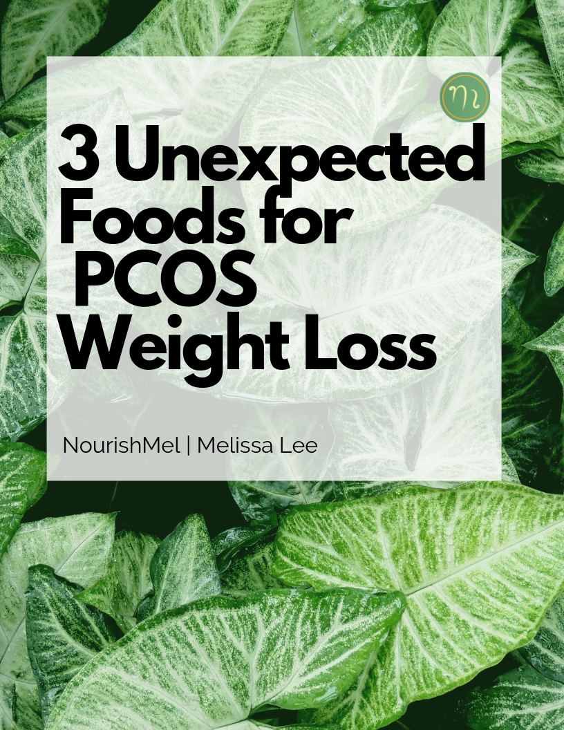 these foods can help your thyroid too.. - Since the whole hormonal system needs to be addressed as a bigger picture, check out these three unexpected foods that can help with the hormonal imbalance and ultimately weight loss, especially if you have PCOS.