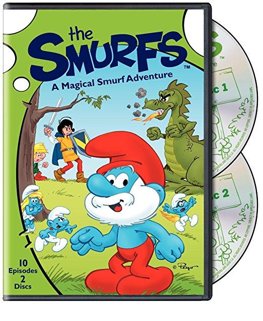 Smurfs Magical Smurf Adventure KA.jpg