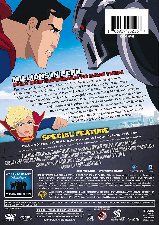 DVD Back