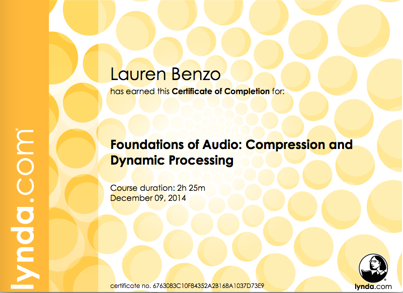 Foundations of Audio- Compression and Dynamic Processing- December 2014.png