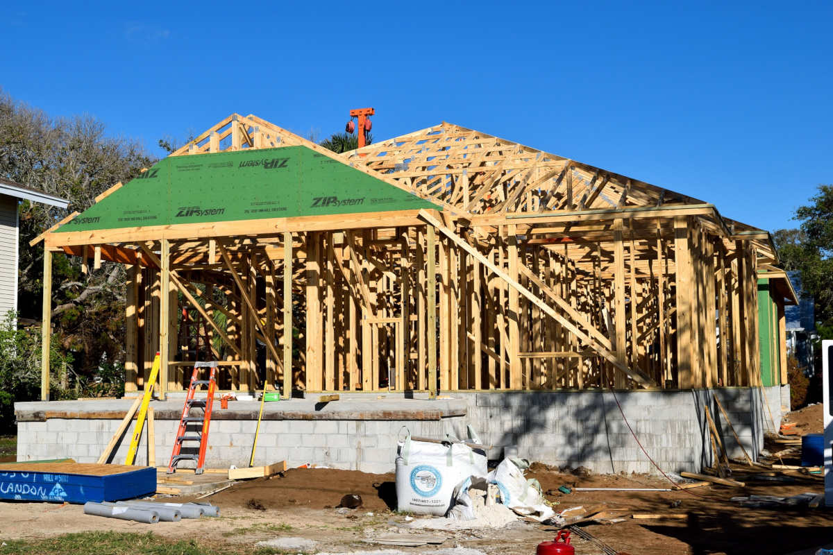 Rebuilding a home with an FHA 203(k) Home Loan