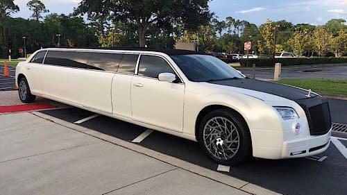 Rolls Royce Phantom 300 Stretch Limousine