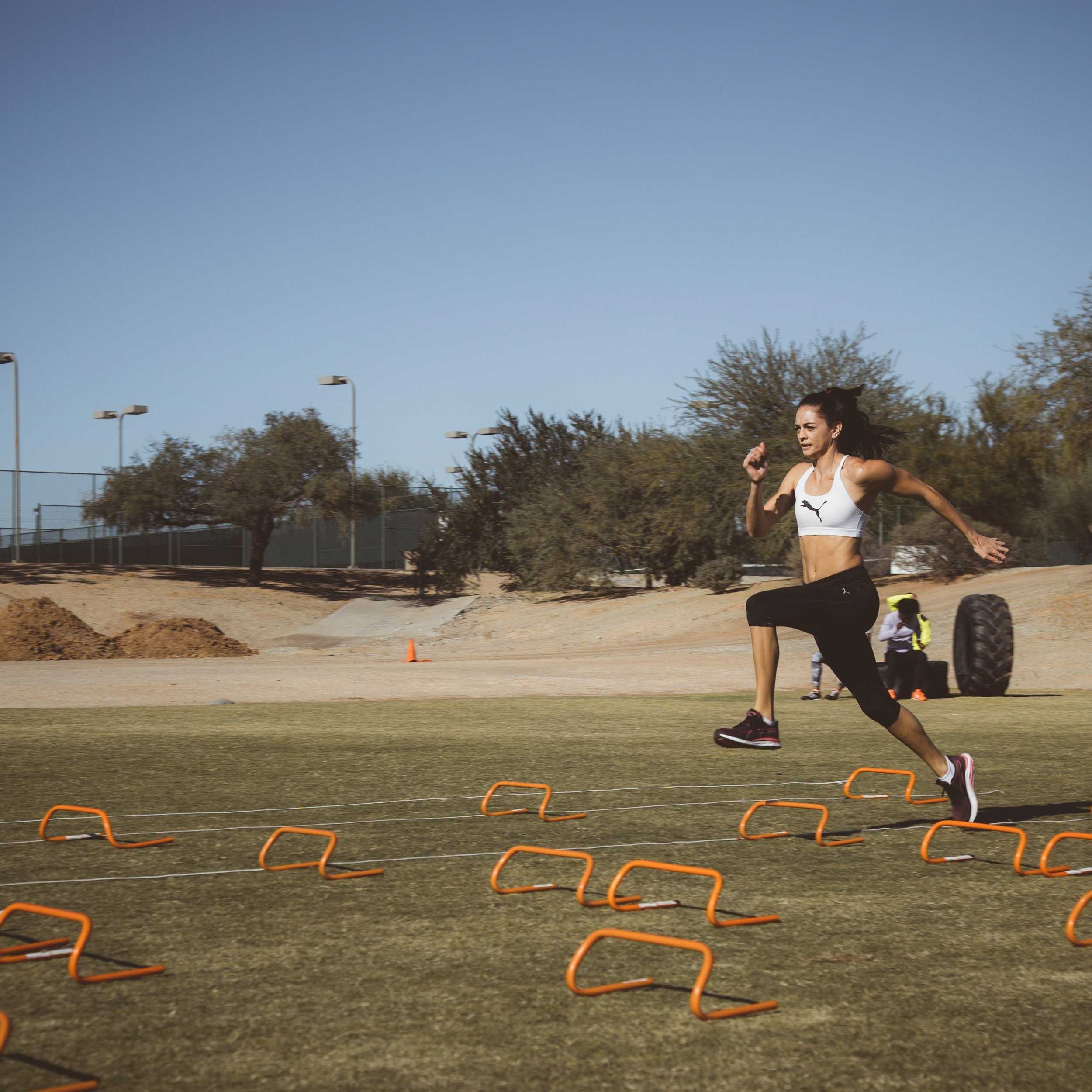 Your Achilles is your spring - get it back! (photo courtesy @justynwarner