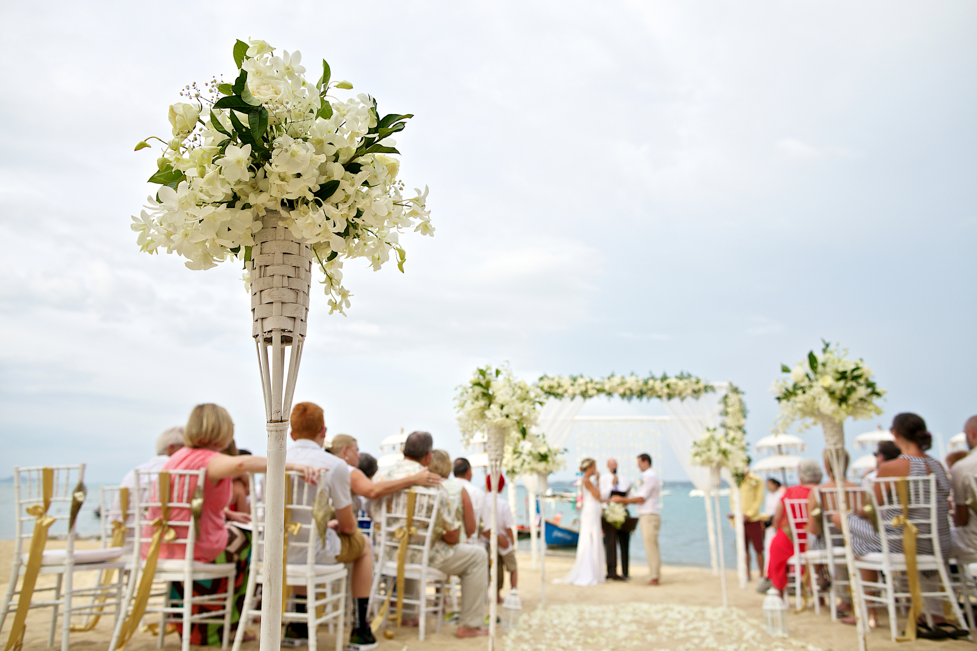 DESTINATION WEDDING - Make your dreams come true with friends and family surrounding you in a tropical paradise.