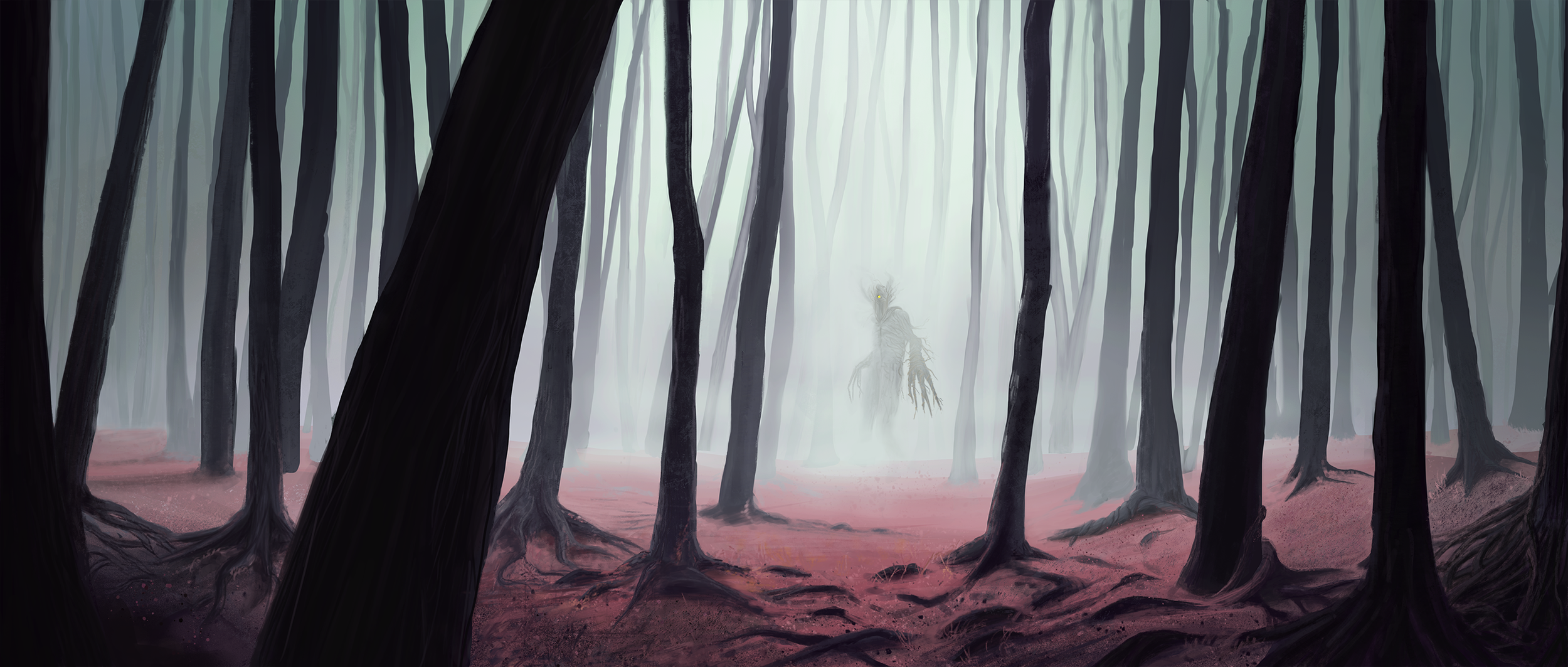 Silent Whispers: Fantasy World Designing Personal Project