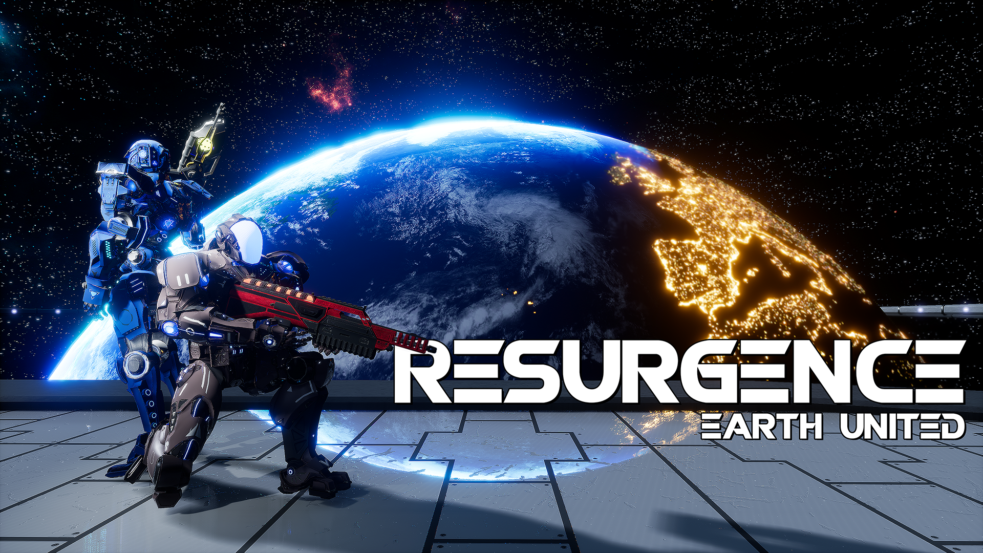Resurgence Earth United Earth Promotional Image