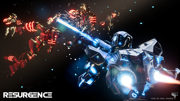 Resurgence: Earth United Enemies Fight Scene Promo