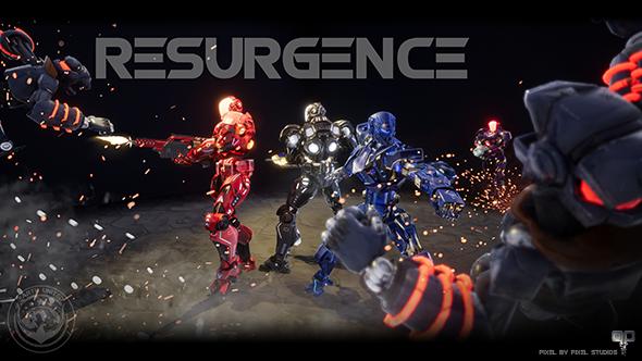 Resurgence Enemies Arena Fight Scene Promo