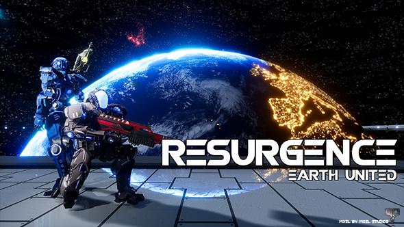 Resurgence Promotional Image Earth