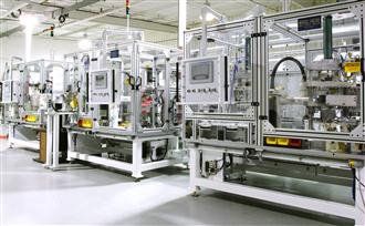 Automated Assembly Cell