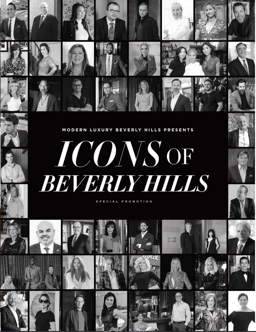 Modern Luxury Beverly Hills Magazine - Spring Edition