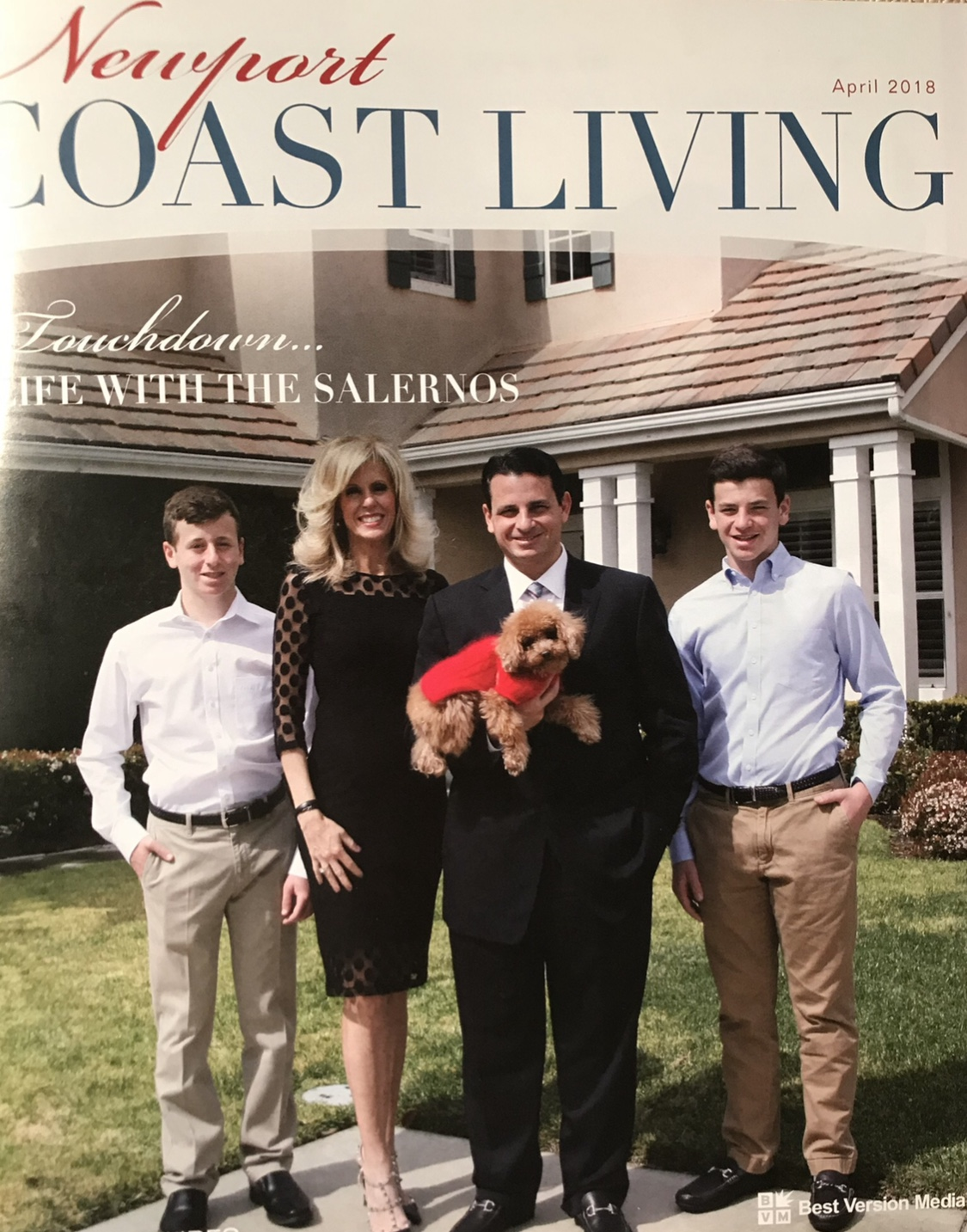 Newport Living Magazine  -