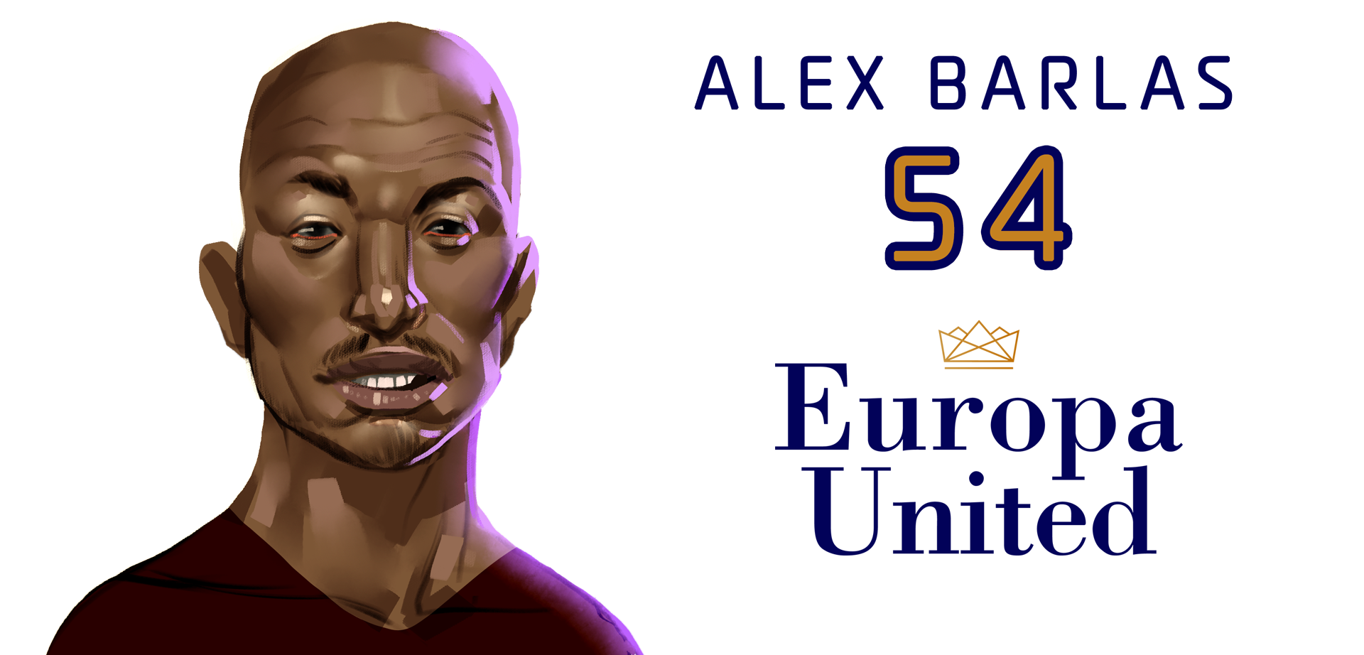 Alex Barlas, 21 year old United Forward, wasBorn in Manchester Uk and arrived in myear 245.
