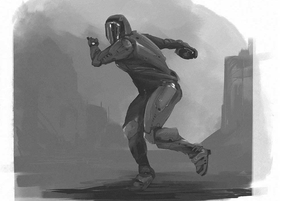 Dating back to 708 BC, the ancient Greek pentathlon is re-emerging on Mars. Jones Tokjon mixes field-work with outdoor training.