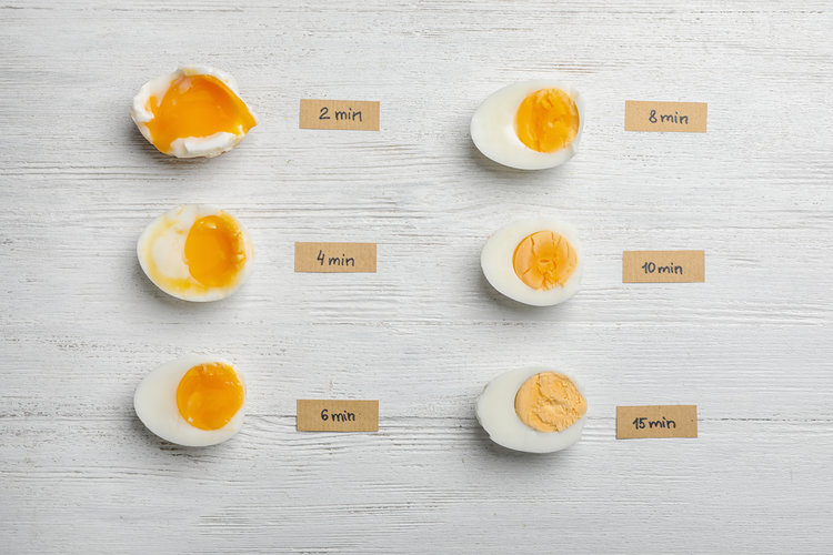 6 Minute Soft-Boiled Eggs — A Little Bit of Everywhere