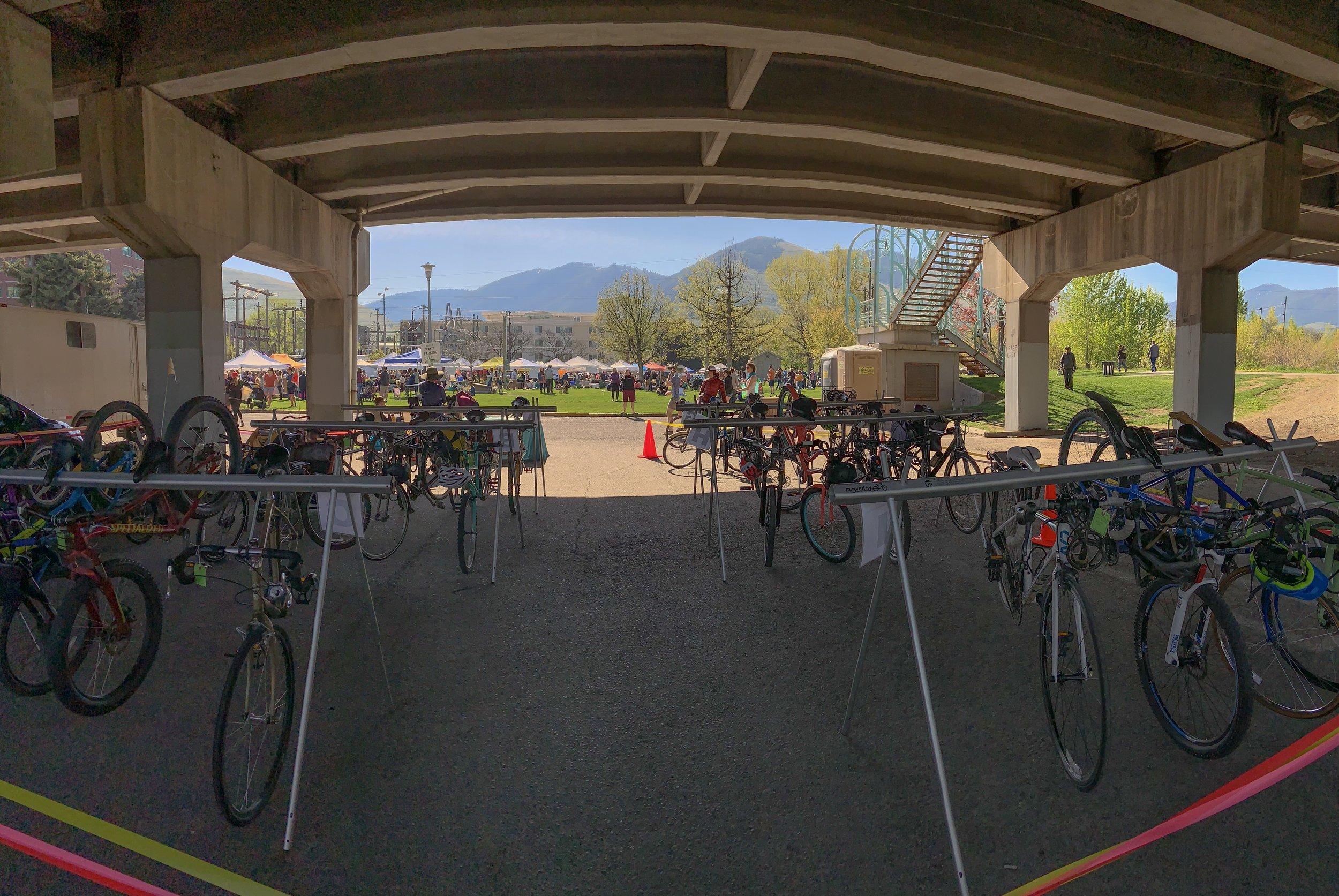 Pedal Missoula Bike Valet.JPG