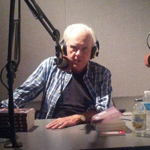 Richard Bowes, recording at WBAI