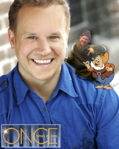 Michael Coleman as Happy on Once Upon A Time