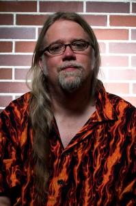 Jay Lake - Author, Cancer Warrior, Inspiration