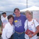 Childhood friends Ruth & Peggy, tireless supporters of RFL