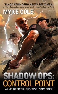 Shadow Ops Book One: Control Point