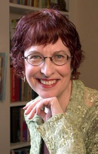 Delia Sherman, Photo by Laurence Tannaccio