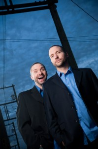 Brian Mann and Todd Mann, Photo Credit pinkmonkeystudios.com
