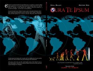 CURA Trade Paperback #1