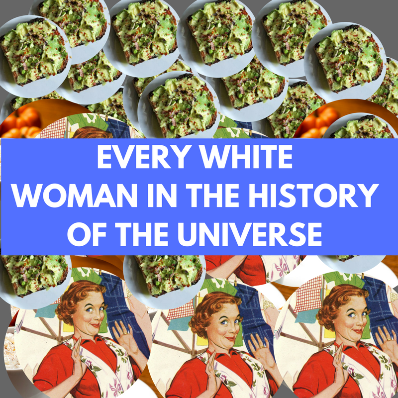 60-MINUTE SHOWBINAR ABOUT WHITE WOMEN, RACISM, AND COLONIZATION.