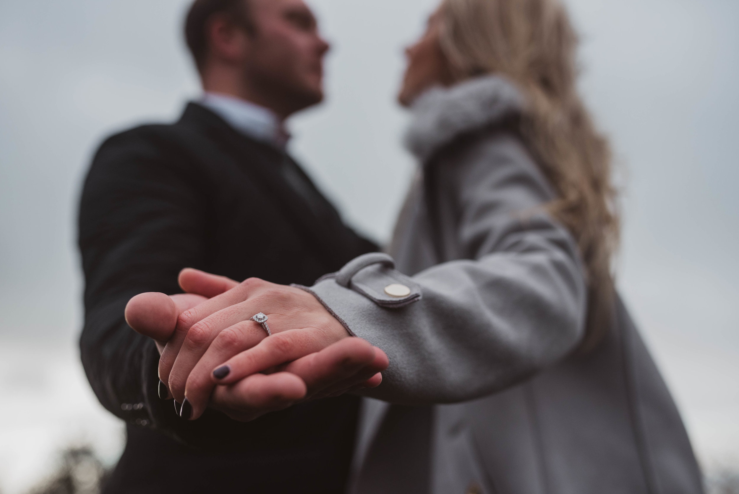 engagement ring natural