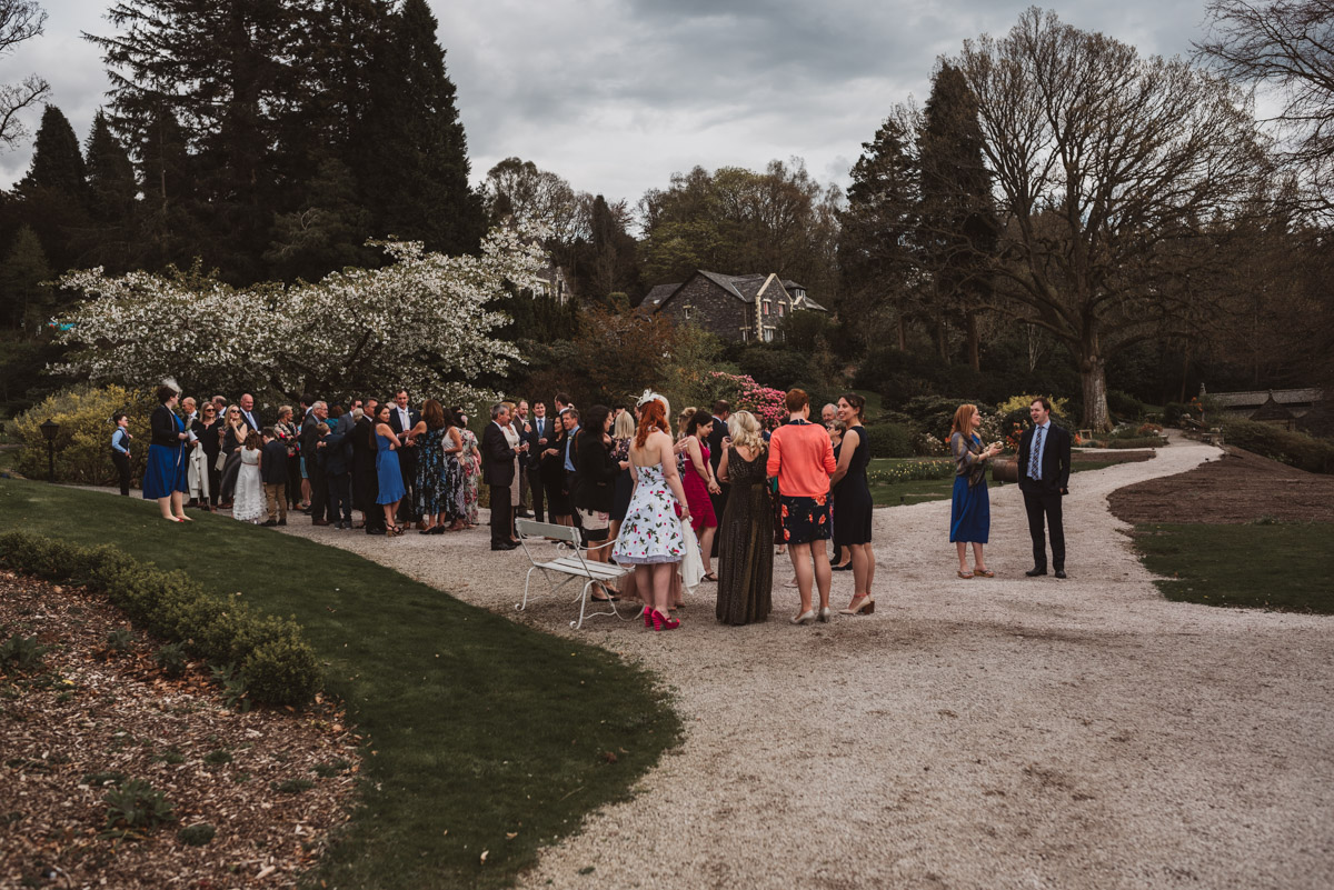 guests within lansdale chase grounds