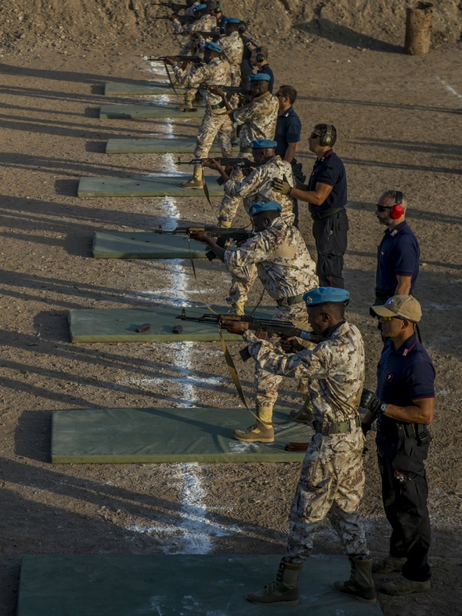 Somalia Police Training - Security Force Assistance