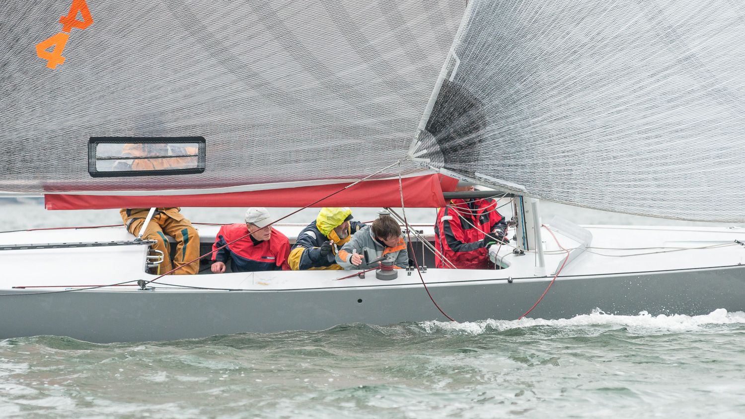6 Metre Queen Christina Nations Cup 2016 -