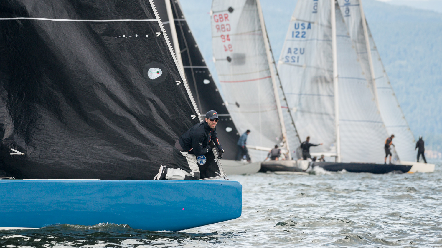 6 Metre World Championships 2017 Day Two -