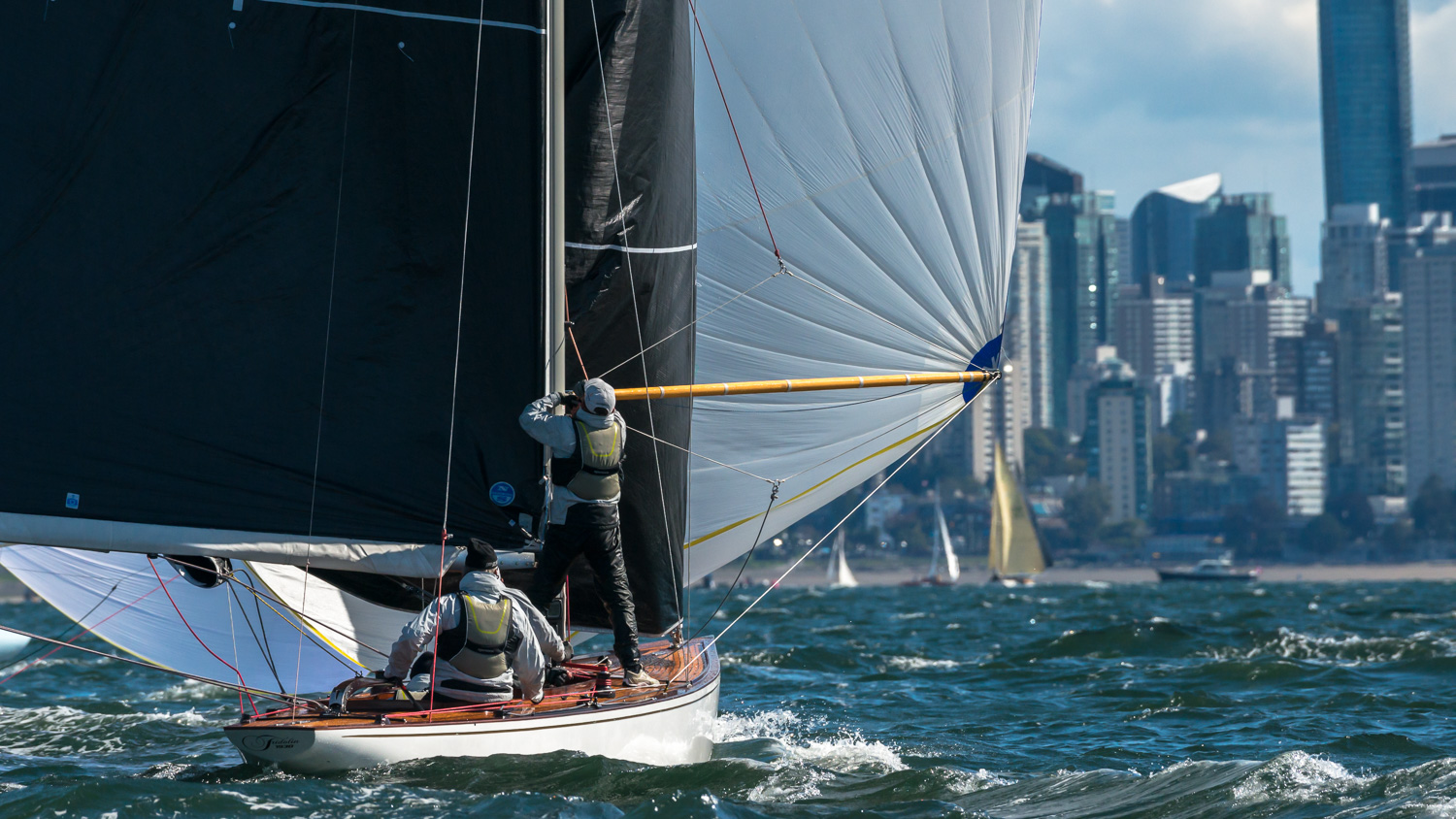 6 Metre World Championships 2017 Day Three Part Two -