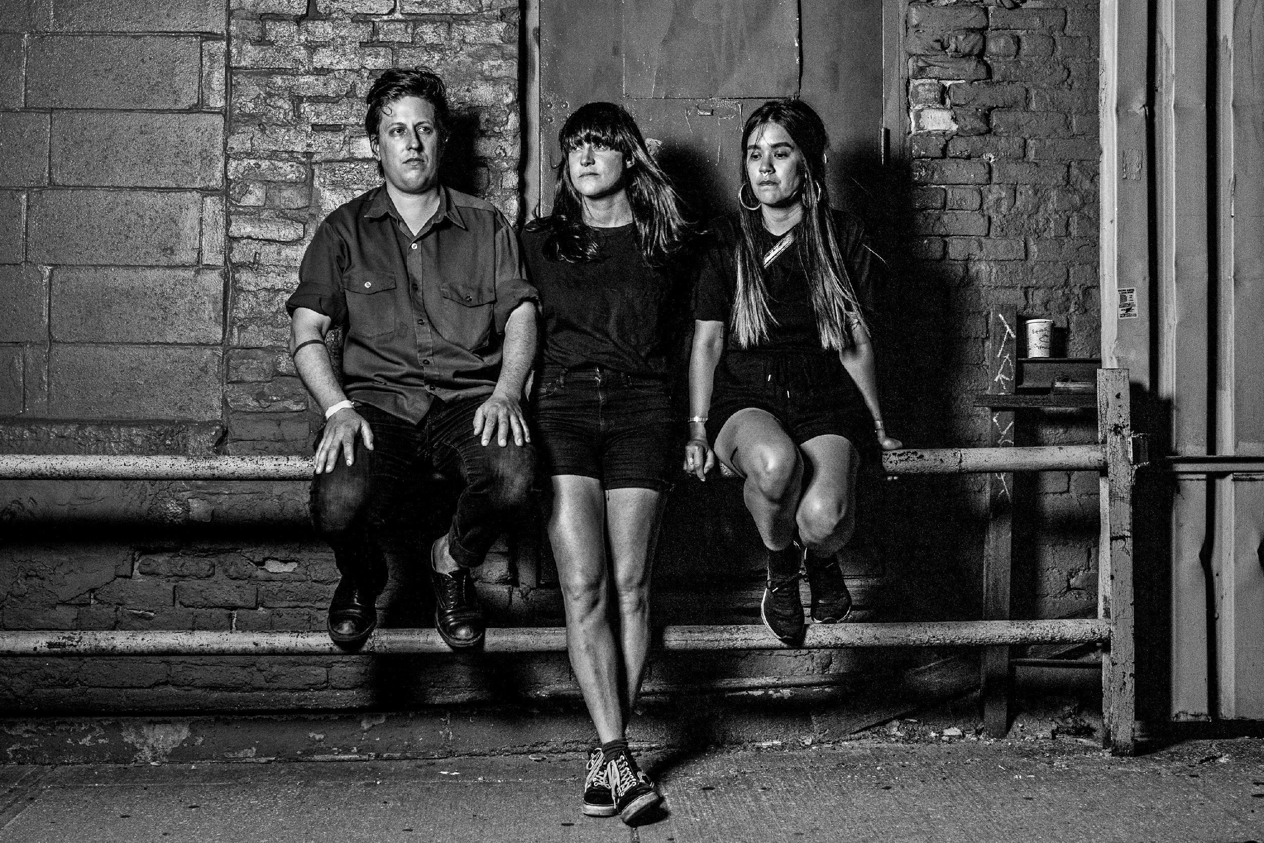 Mathieu, Tasreen and Robin.