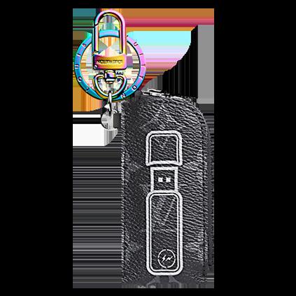 USB KEY HOLDER - €250 $365MP1856MONOGRAM ECLIPSE FLASH