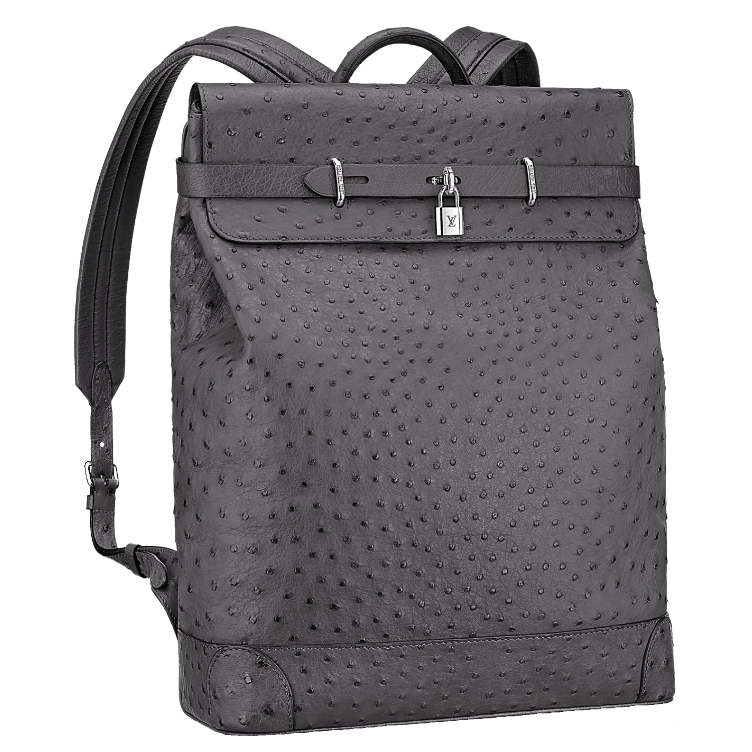 STEAMER BACKPACK - €25,000 $31,500N93079OSTRICH LEATHER