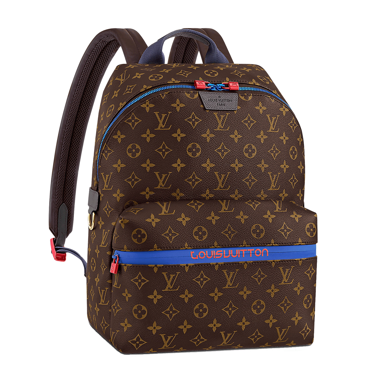 SS 18 APOLLO BACKPACK - €1750 $2360M43849MONOGRAM OUTDOOR