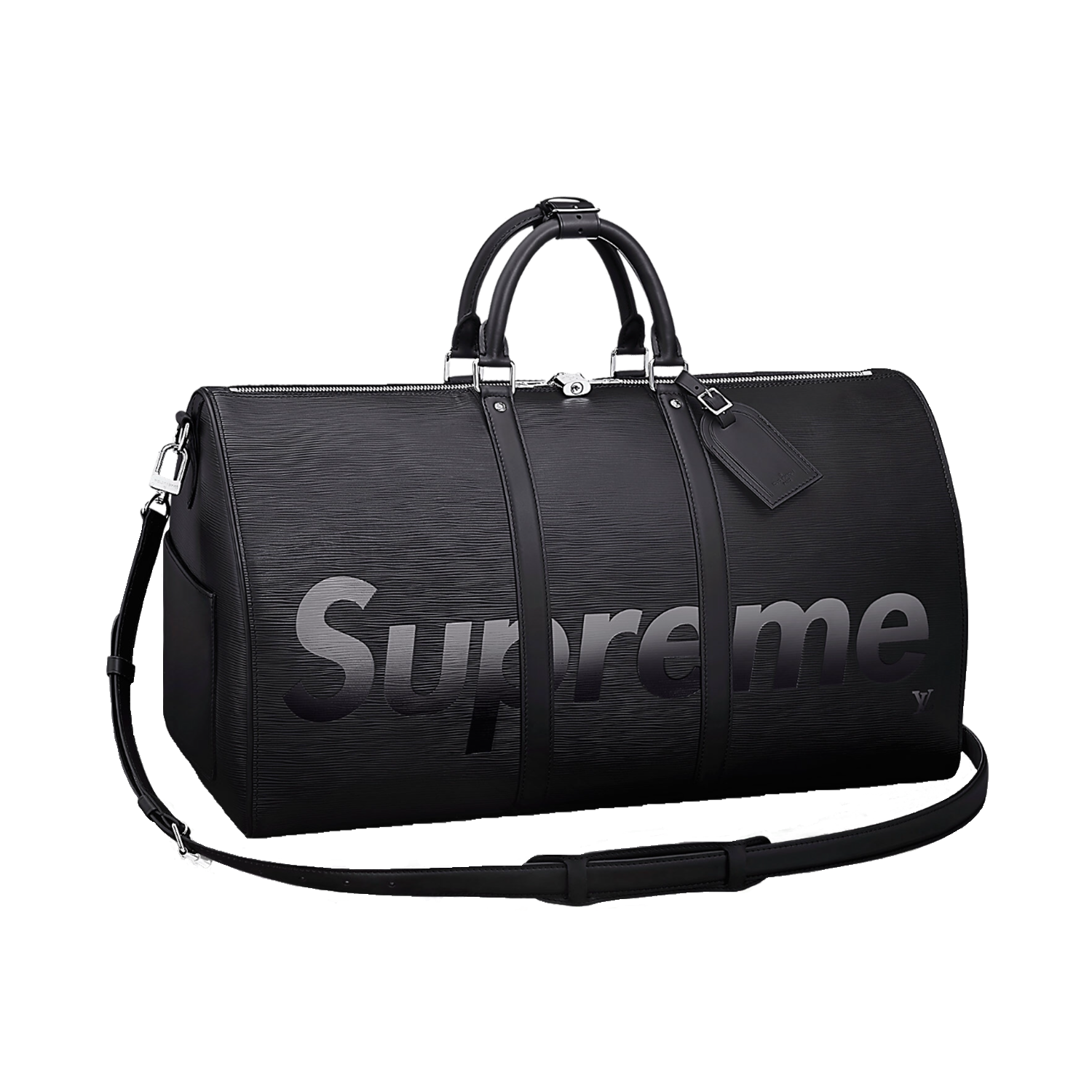 supreme keepall 55B - €2960 $4000M53467EPI BLACK