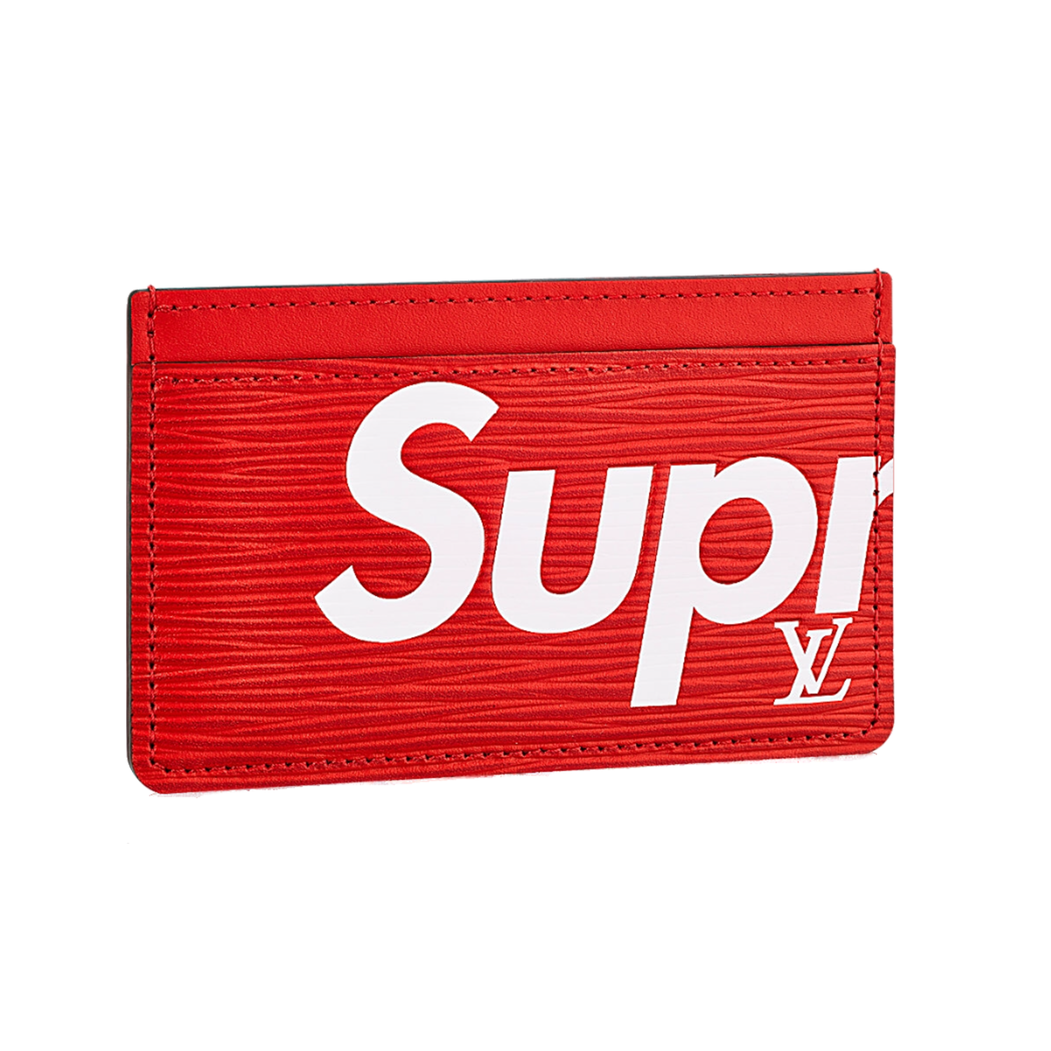 SUPREME PORTE CARTE SIMPLE - €205 $305M67712EPI RED