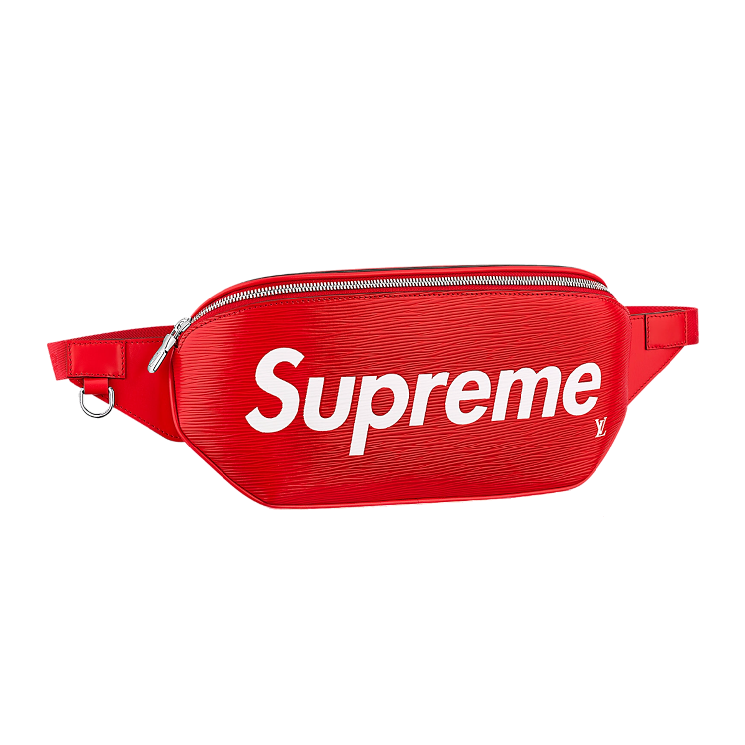 SUPREME BUMBAG  - €1570 $2240M53418EPI RED